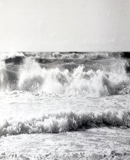 Bridgehampton Waves XVIII AP 2005 Limited Edition Print - Michael Knigin