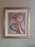 Precious Gold 28x24 Original Painting by Daniel Knorr - 1