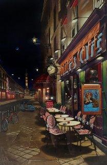 Folie's Cafe 2006 Limited Edition Print by Liudimila Kondakova