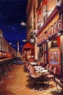 Folie\'s Cafe 2002 Limited Edition Print - Liudimila Kondakova