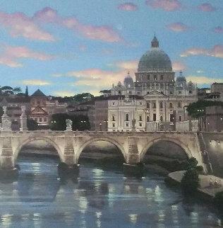 Rome 2008 Limited Edition Print by Liudimila Kondakova