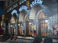 Cinema Odeon 2006 Limited Edition Print by Liudimila Kondakova - 2
