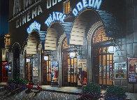Cinema Odeon 2006 Limited Edition Print by Liudimila Kondakova - 0