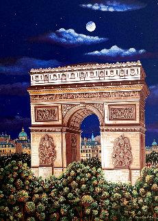 Arc De Triomphe 2005 Limited Edition Print - Liudimila Kondakova
