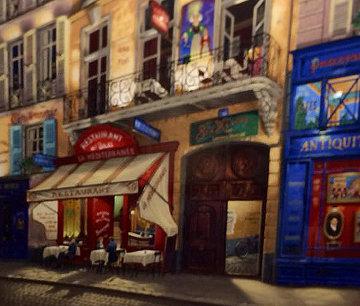 Au Bon Marche AP 1997 Limited Edition Print - Liudimila Kondakova