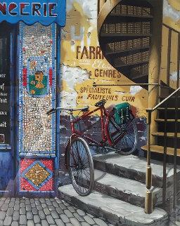 Stairway Limited Edition Print - Liudimila Kondakova