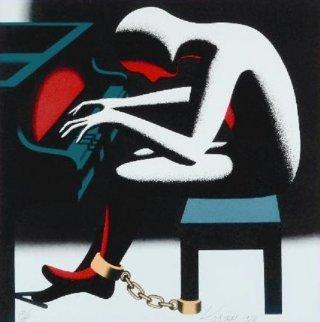 I Did It Steinway Limited Edition Print by Mark Kostabi