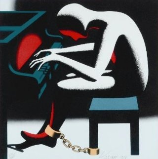 I Did It Steinway Limited Edition Print - Mark Kostabi