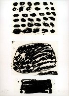 Homage to Federico Garcia Lorca 2001 Limited Edition Print by Jannis Kounellis - 0