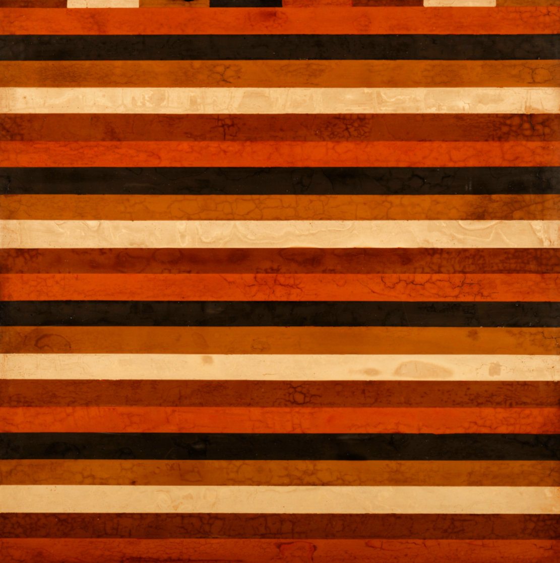 Striper 2005 42x42 Super Huge Original Painting by Kris Cox