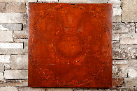 Concentric Episode Series: Hausa 2000 35x32 Huge Original Painting by Kris Cox - 1