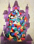 City of Wine 2000 Limited Edition Print - Anatole Krasnyansky