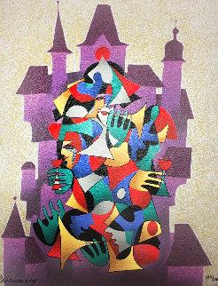 City of Wine 2000 Limited Edition Print by Anatole Krasnyansky
