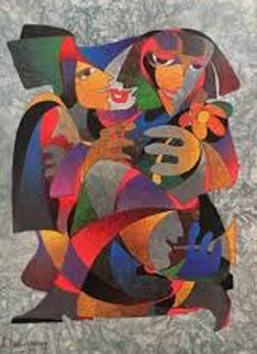 To Love And Much More AP 2003 Limited Edition Print by Anatole Krasnyansky