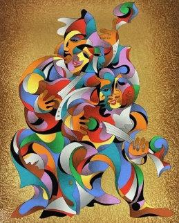 Serenade II 2004 Limited Edition Print by Anatole Krasnyansky