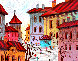 Old Rottenburg, Germany 2005 Limited Edition Print by Anatole Krasnyansky - 0