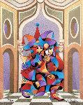 Joker's Ballroom 2012 Limited Edition Print - Anatole Krasnyansky