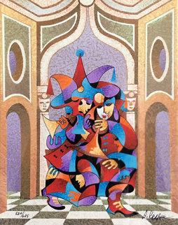 Joker's Ballroom 2012 Limited Edition Print by Anatole Krasnyansky