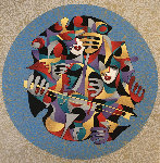 Cello I 2006 Limited Edition Print - Anatole Krasnyansky