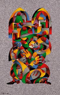Couple II 2003 Limited Edition Print - Anatole Krasnyansky