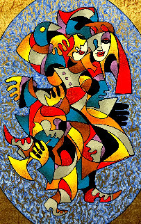 Pairs PP 1998 Limited Edition Print by Anatole Krasnyansky