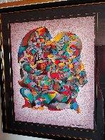 Love Song 1990 Limited Edition Print by Anatole Krasnyansky - 1