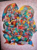 Love Song 1990 Limited Edition Print by Anatole Krasnyansky - 6