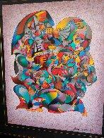 Love Song 1990 Limited Edition Print by Anatole Krasnyansky - 7
