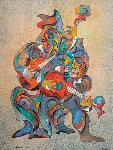 Seranade 1988 Limited Edition Print - Anatole Krasnyansky