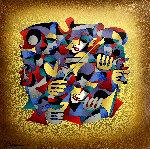 Violin AP 2006 Limited Edition Print - Anatole Krasnyansky