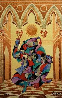 A Toast For the Artist 2012 Limited Edition Print by Anatole Krasnyansky