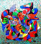 Sound of Jazz 1994 Limited Edition Print - Anatole Krasnyansky