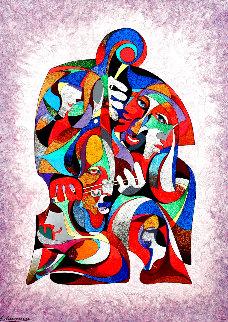 Violenchelist 1994 Limited Edition Print - Anatole Krasnyansky