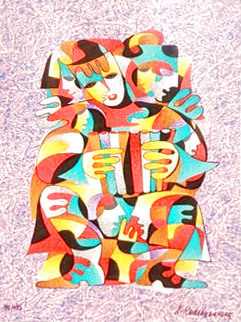 Enigma 2007 Limited Edition Print - Anatole Krasnyansky