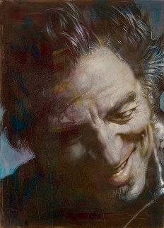 Boss 2007 TP Bruce Springsteen Limited Edition Print - Sebastian Kruger