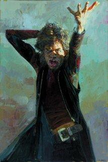 Jagger Limited Edition Print - Sebastian Kruger