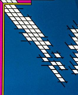 Tailgate 1978 Limited Edition Print - Ncholas Krushenick