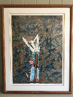 Huntress  1986 Limited Edition Print by Shao Kuang Ting - 1