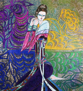 Bride 1990 Limited Edition Print by Shao Kuang Ting
