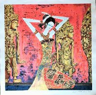 Balinese Beauty 1999 Limited Edition Print by Shao Kuang Ting - 1