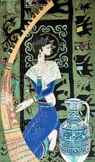 Harp 1999 Limited Edition Print by Shao Kuang Ting