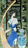 Harp 1999 Limited Edition Print by Shao Kuang Ting - 1