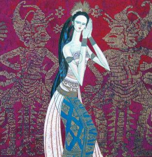 Bali Princess AP Limited Edition Print - Shao Kuang Ting
