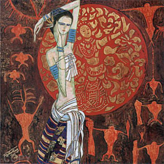 June Bride 1994 Limited Edition Print by Shao Kuang Ting