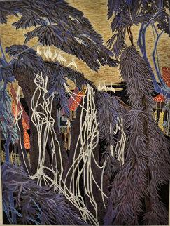Mysterious Xixhuabanna AP 1995 Limited Edition Print - Shao Kuang Ting