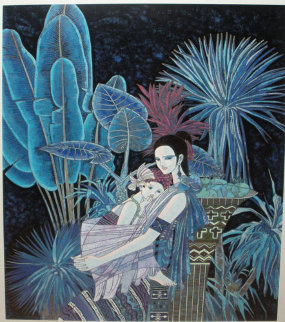 Moonlight AP 1994 Limited Edition Print - Shao Kuang Ting