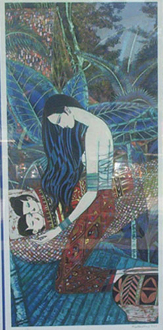 Twins 1987 Limited Edition Print by Shao Kuang Ting