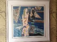 Friendship Along the River 1987 Limited Edition Print by Shao Kuang Ting - 1