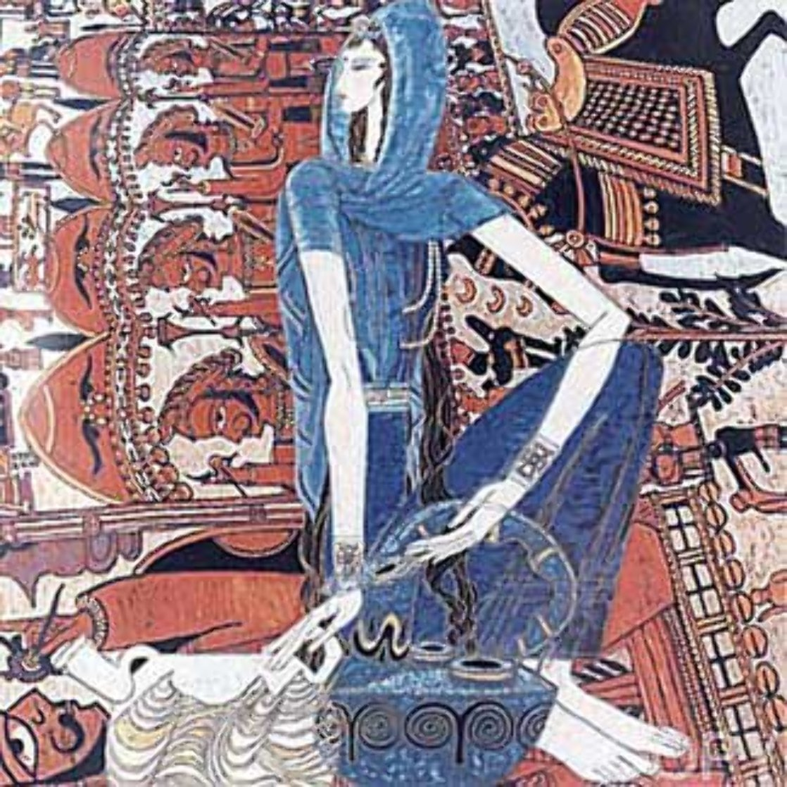 Eastern Song 1989 Limited Edition Print by Shao Kuang Ting