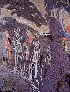 Mysterious Xishuangbanna 1995 Limited Edition Print by Shao Kuang Ting